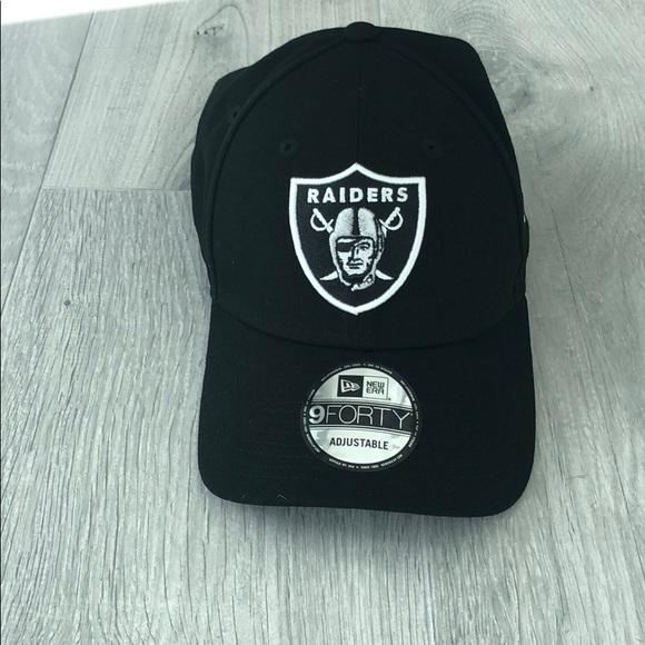 ff1c0918625 Brand New!! Raiders hat.